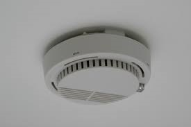 This image has an empty alt attribute; its file name is smoke-detector.jpg